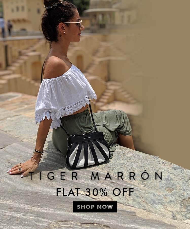 Tiger Marron